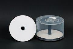 CD/DVD Obrazy Stock