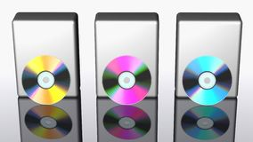 CD/DVD Stock Images