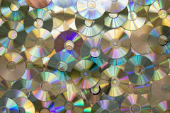CD-DVD Royalty Free Stock Photos