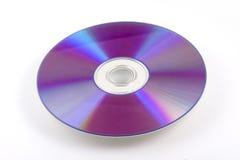 CD/DVD blanc Image libre de droits