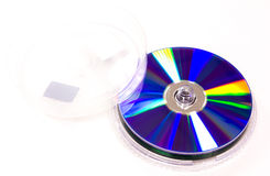 Cd dvd Stock Photo
