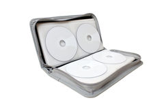 CD/DVD case Royalty Free Stock Image