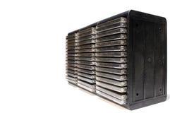 CD/DVD case stock photos