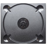 CD or DVD case Royalty Free Stock Photography