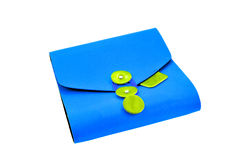 CD and DVD case. On white background stock photography