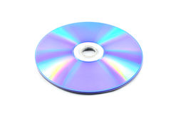 Cd or dvd Royalty Free Stock Image