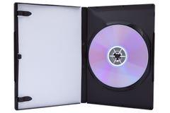 CD DVD doos Stock Foto