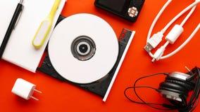 CD DVD drive. Stock Photos