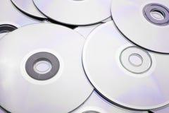 CD-DVD dysk obrazy stock