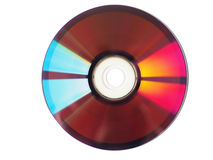 CD or DVD Royalty Free Stock Photo
