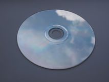 CD or DVD Stock Image