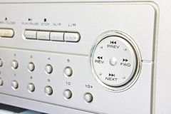 CD, DVD Player Stock Images