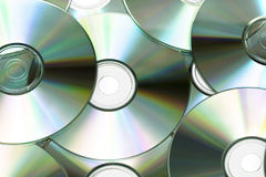 Cd dvd romes Στοκ Εικόνες