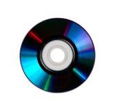 CD DVD Schijf Royalty-vrije Stock Afbeeldingen