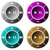CD DVD-spelare Arkivfoton