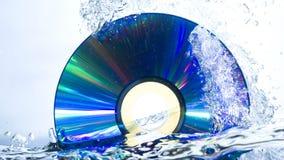 CD dysk zdjęcia royalty free