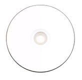 CD en blanco Imagen de archivo libre de regalías