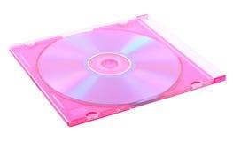 CD en caso de joya Fotos de archivo