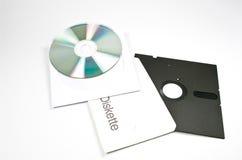 CD et disque Image libre de droits