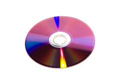 Cd et dvd Photographie stock
