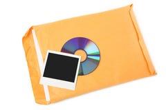cd förlagefoto Arkivfoton