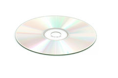 CD getrennt Stockfotos