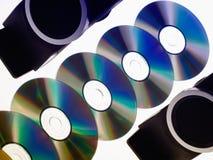 cd högtalare Royaltyfria Foton