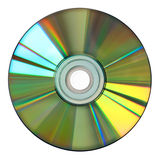 Cd isolated Stock Photo
