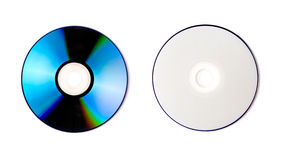 CD isolated Royalty Free Stock Photo