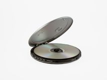 CD-jugador Fotografía de archivo