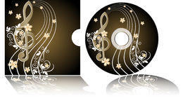 CD label Stock Images