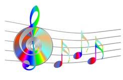 CD music Stock Photos