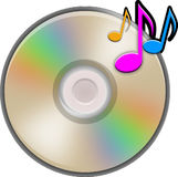 Cd, Music, Audio, Notes, Mp3, Sound Stock Photography