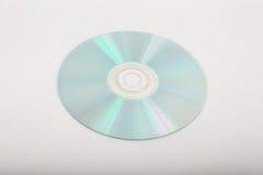 CD na białym tle Zdjęcia Stock