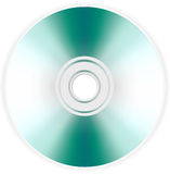 Cd o dvd Immagine Stock