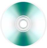 Cd oder dvd Stockbild