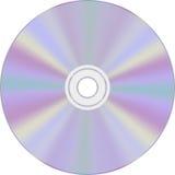 CD- oder DVD-Platte Lizenzfreies Stockbild