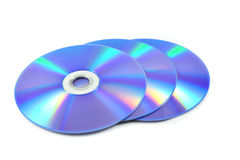 Free Cd Or Dvd Royalty Free Stock Images - 44390109