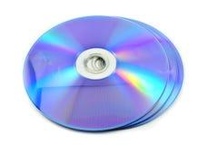 Cd ou dvd Foto de Stock Royalty Free