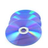 Cd ou dvd Fotografia de Stock
