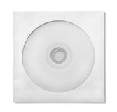 CD with paper case Stock Images