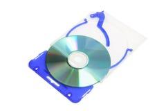 CD in Plastic Case Stock Photos
