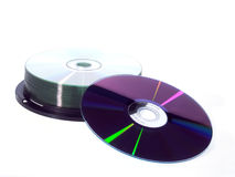 CD Platte Lizenzfreie Stockfotos