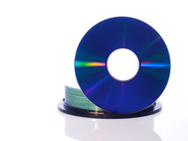 CD Platte Lizenzfreie Stockbilder