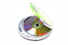 CD-Player Stockfoto