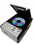 Cd player Stock Photos