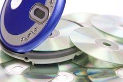 CD player Stock Photo