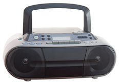 CD player with handle Stock Photography
