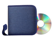 Cd pouch Stock Photos