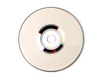 CD projetado/DVD Fotografia de Stock